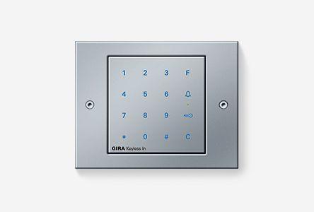 Sleutelloze toegangscontrole